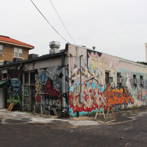 HiTone Mural