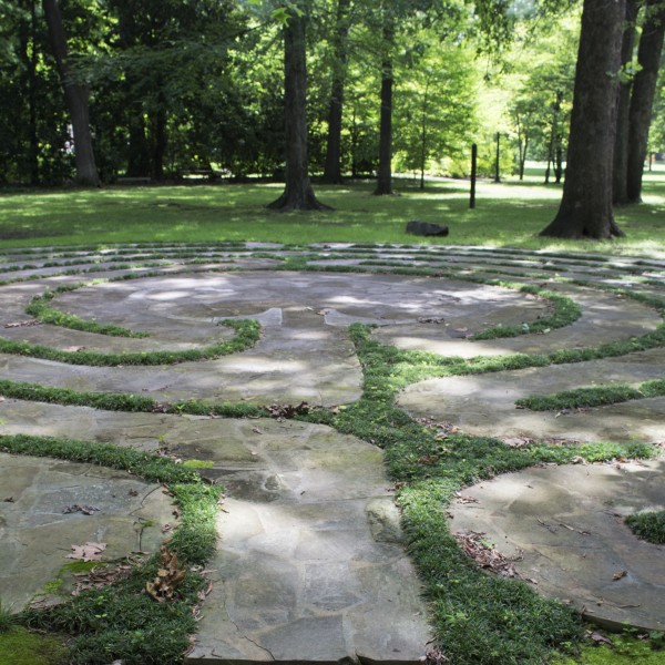 Rhodes College Labyrinth
