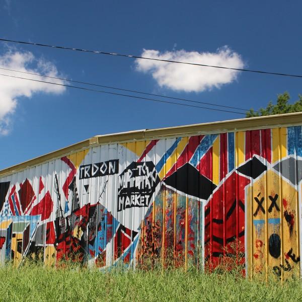 Midtown Market Mural