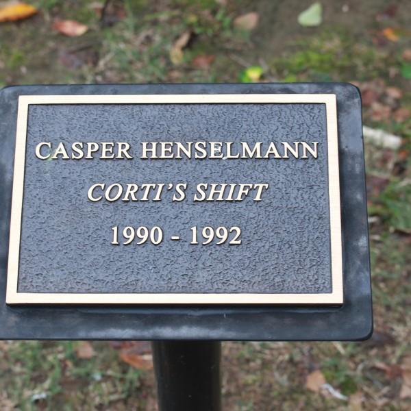 Corti's Shift