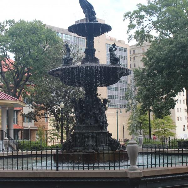Hebe Fountain