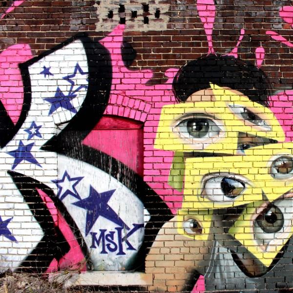 Risk Sever Mural