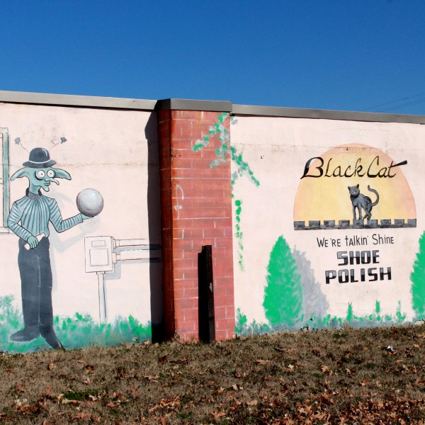 Memphis is Tennessee Mural