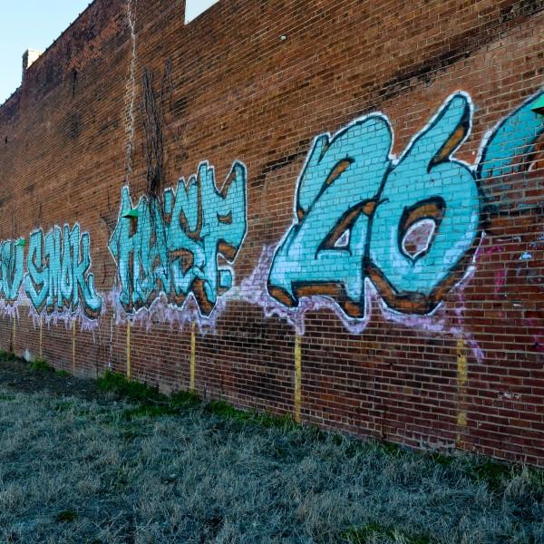 Monroe Graffiti
