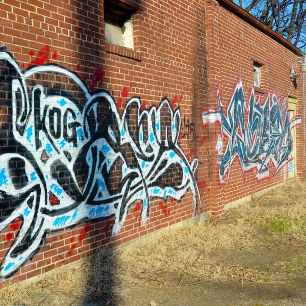 Second Street Graffiti