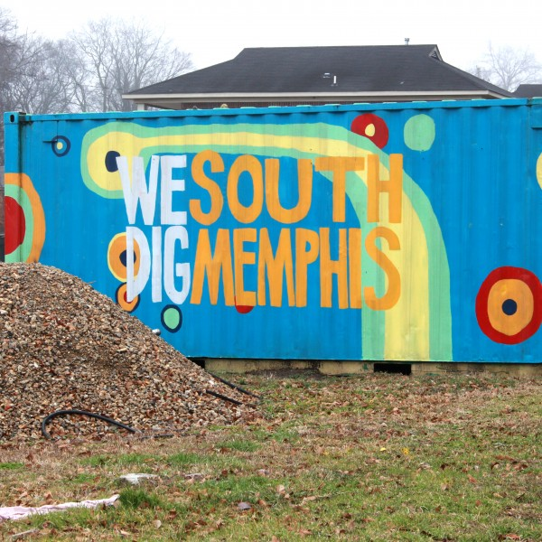 We Dig South Memphis