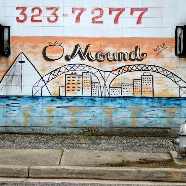 """""""O Mound"""" Mural"""