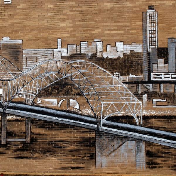 """""""M"""" Bridge Mural"""
