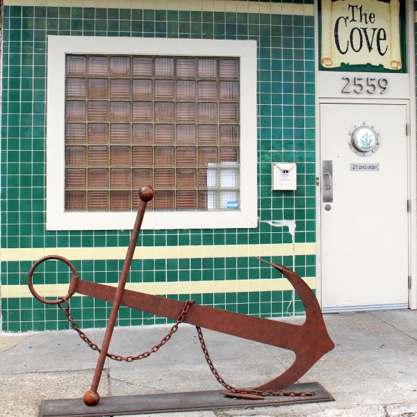Anchor Bicycle Rack