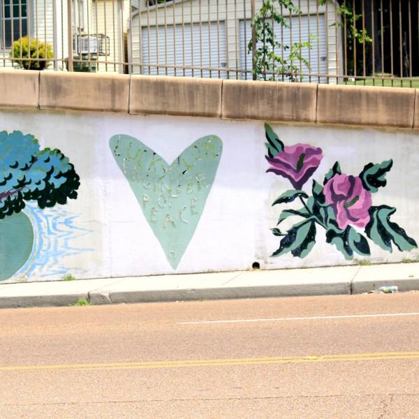 Raines Road/Westwood Mural