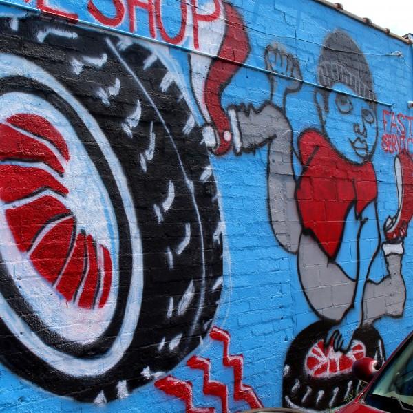 Third Tire Shop