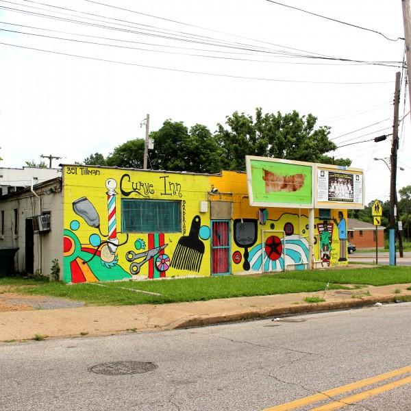 Tillman Student Murals