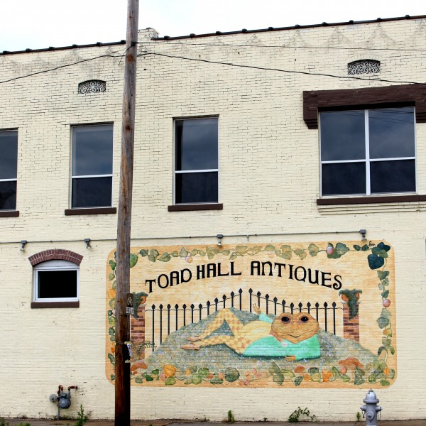 Toad Hall Antiques