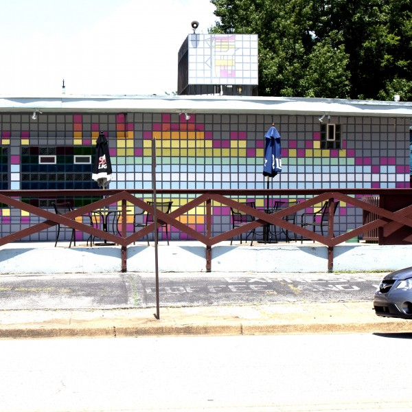 Watkins and Overton Park Mural