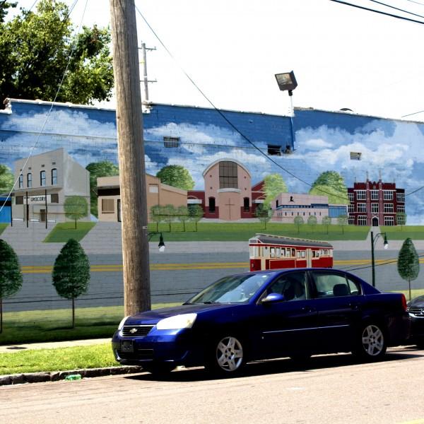 Uptown Mural