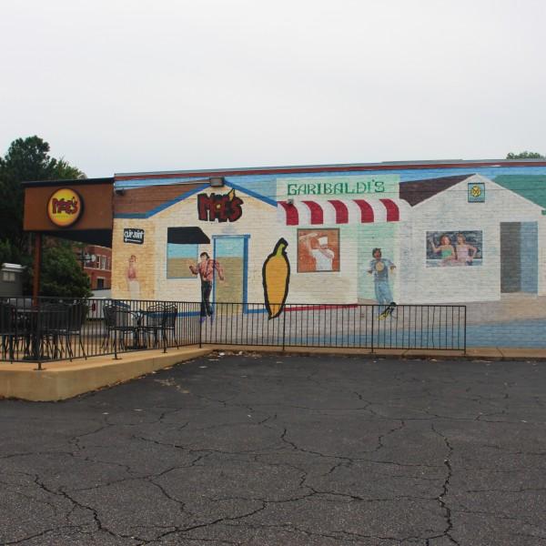 Walker Avenue Mural