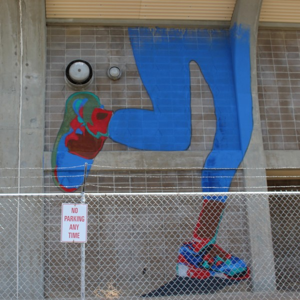 District 3 Mural