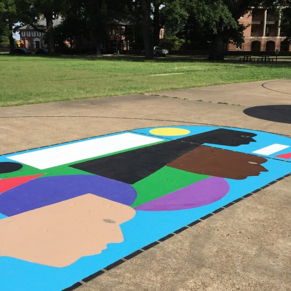 Project Backboard- Chickasaw Heritage Park