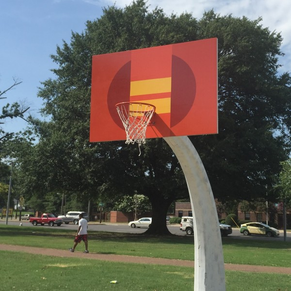 Project Backboard- Morris Park