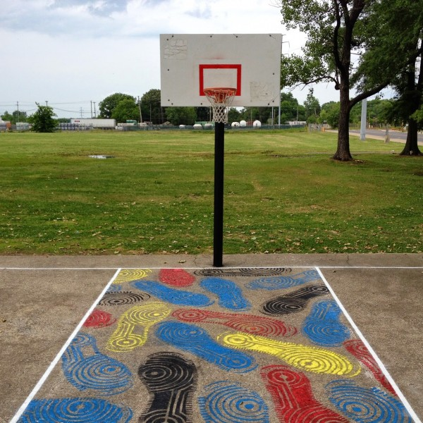Project Backboard- Gooch Park