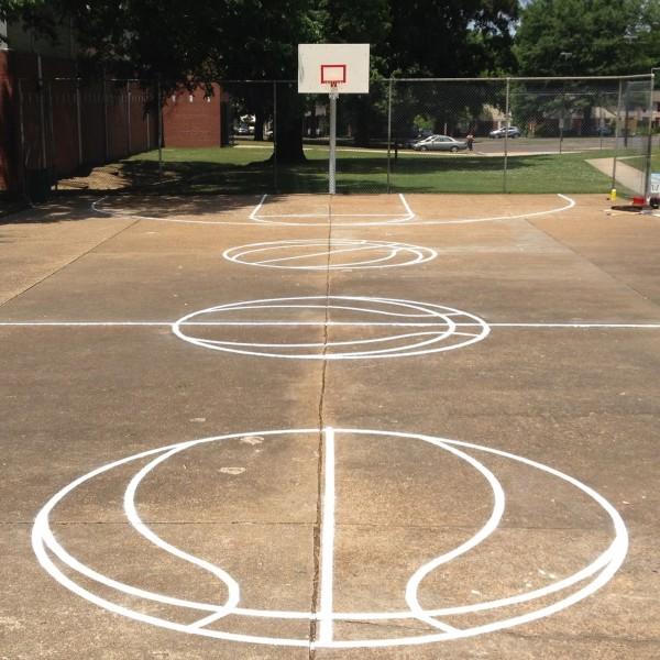 Project Backboard- Davis Park