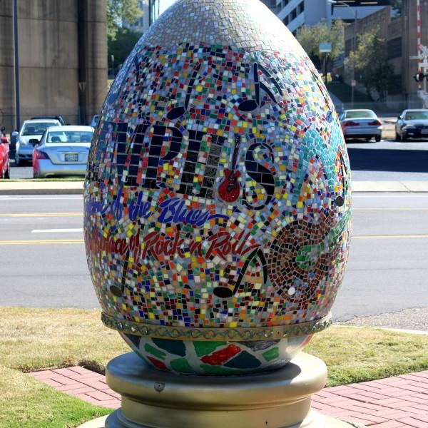 Memphis Egg