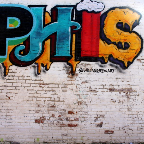 Hit & Run Memphis Mural