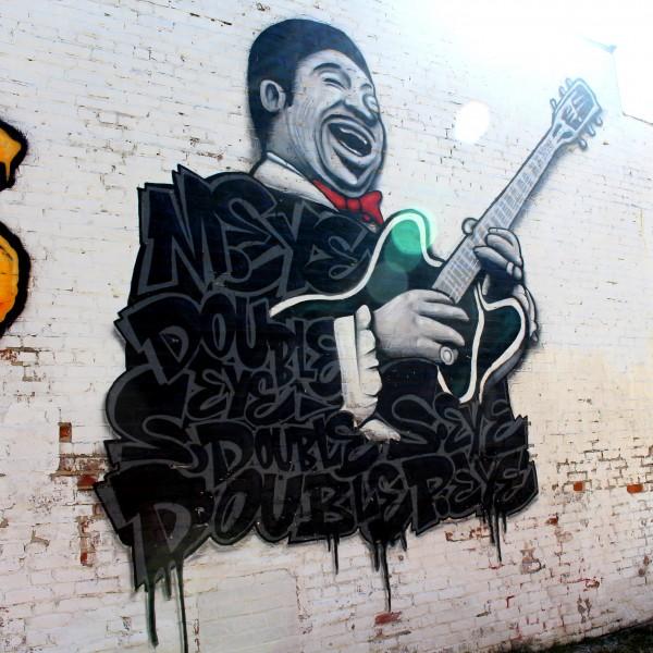 Hit & Run Memphis Mural