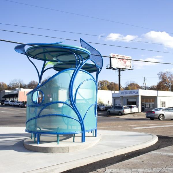 MATA Bus Shelter- Broad
