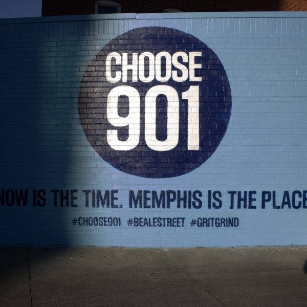 Choose 901 Mural