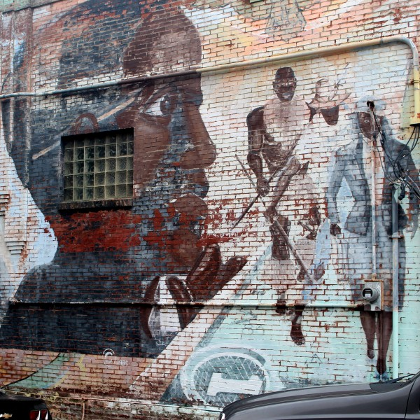 South Main and Pontotoc Mural