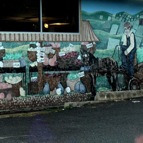 Central Farm Mural