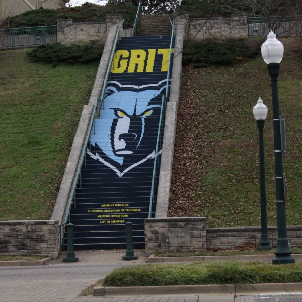 Grit Grind Stairs