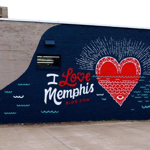 I Love Memphis- Crosstown