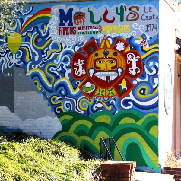 Molly's La Casita Mural