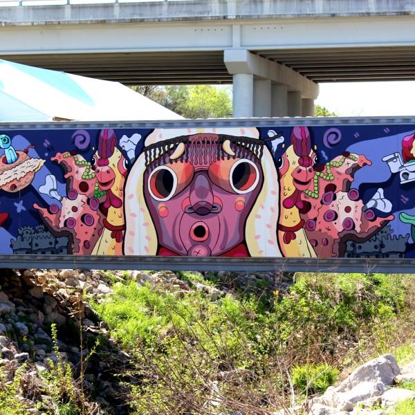 Wiseacre Brewery Mural 3