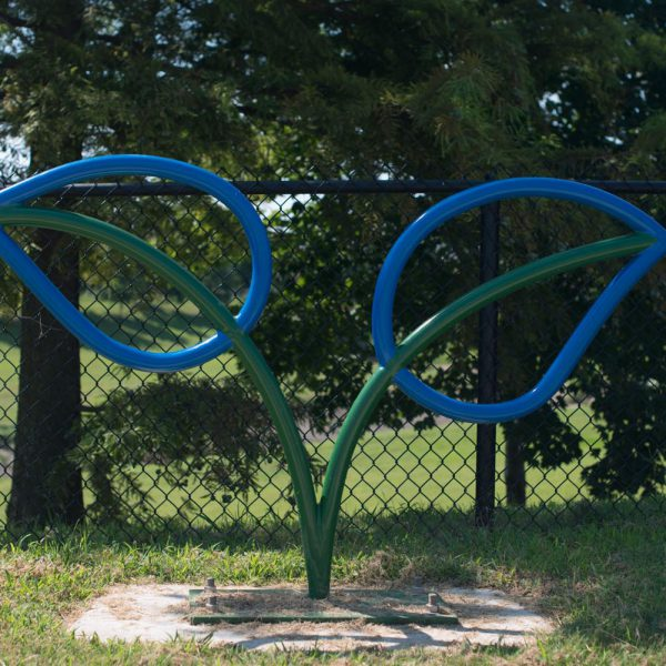 Leafy Uptown Bike Rack
