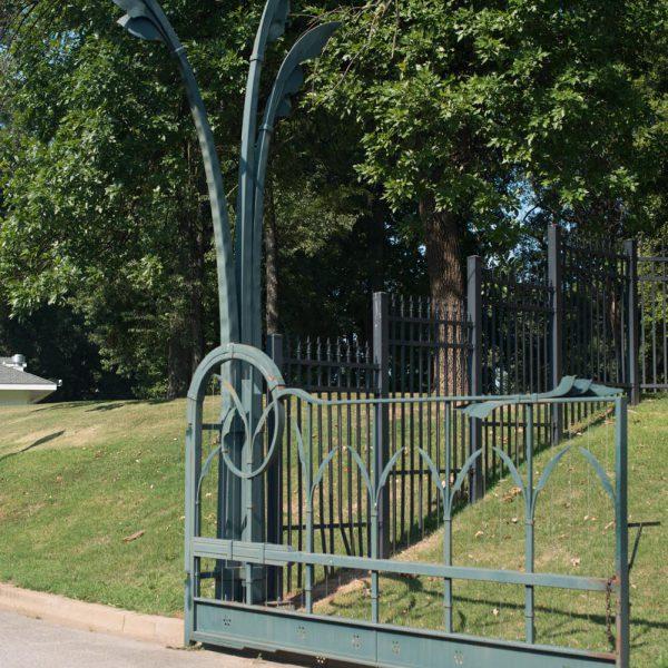 MLK Gate