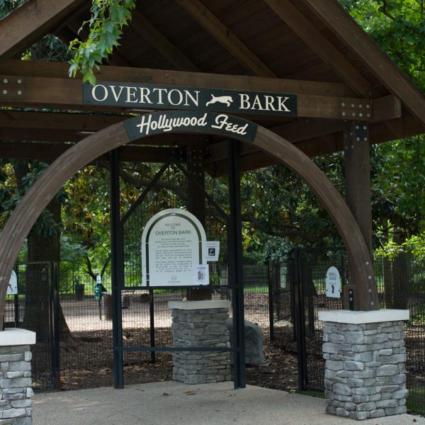 Overton Bark/ Hollywood Feed Signs