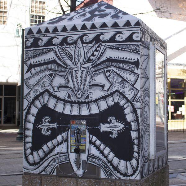 Ninjacat Phonebox