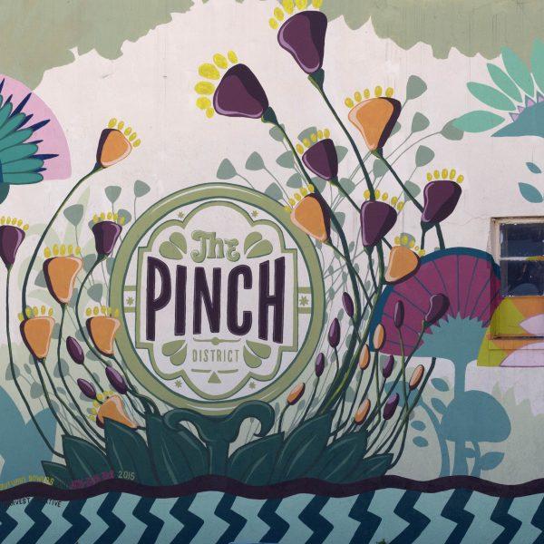 Pinch District Mural