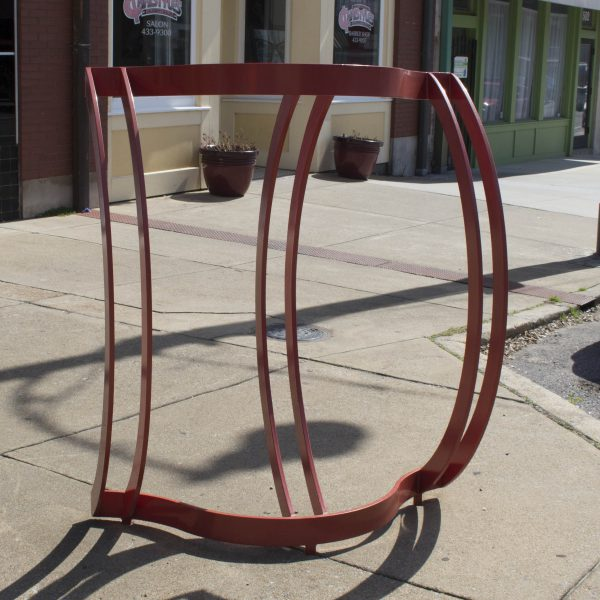 Downtown Bike Racks