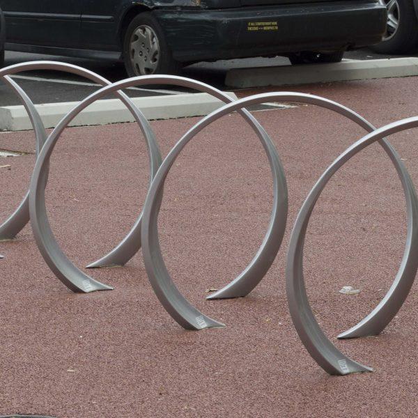 Edge District Bike Rack