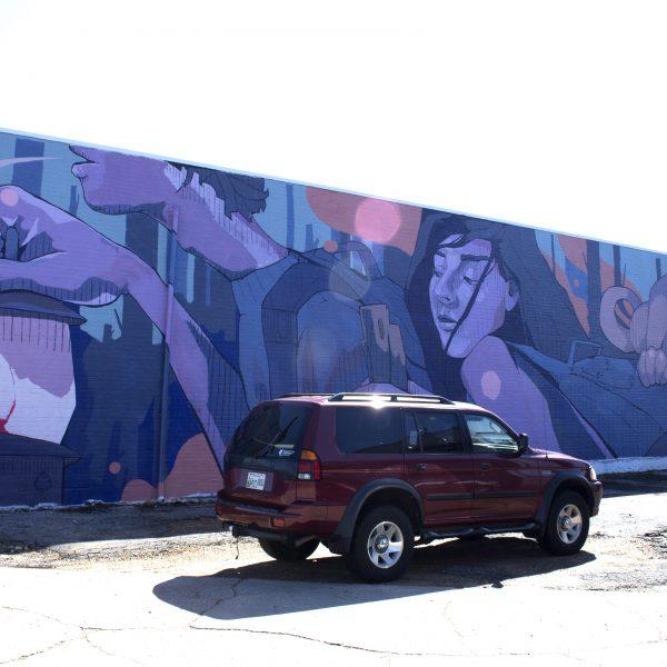 West Memorials Mural