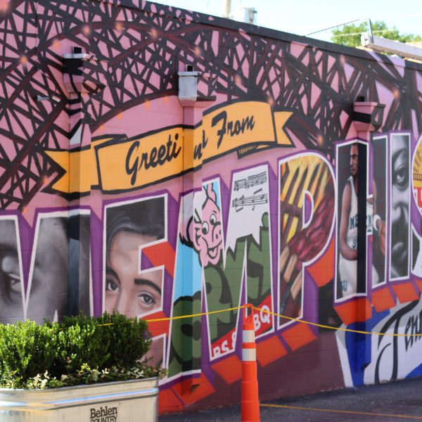 Corky's Mural