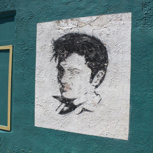 Small Elvis Mural