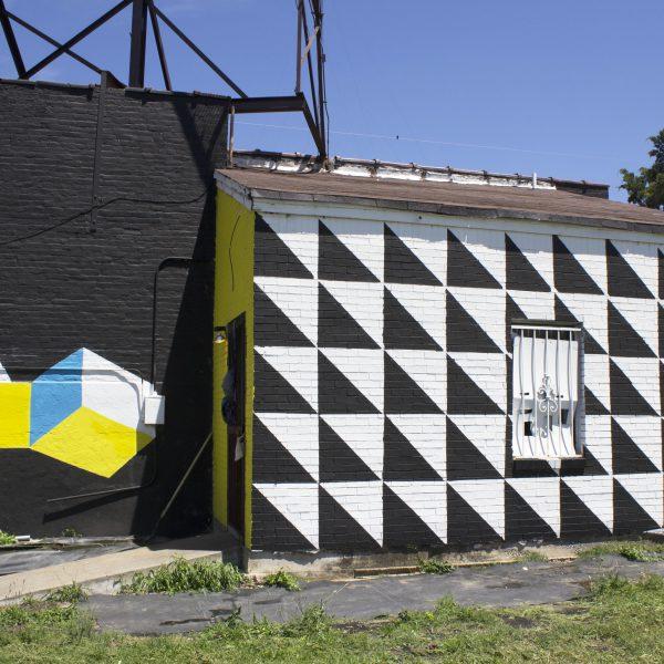 Khara Woods ServiceMaster Mural