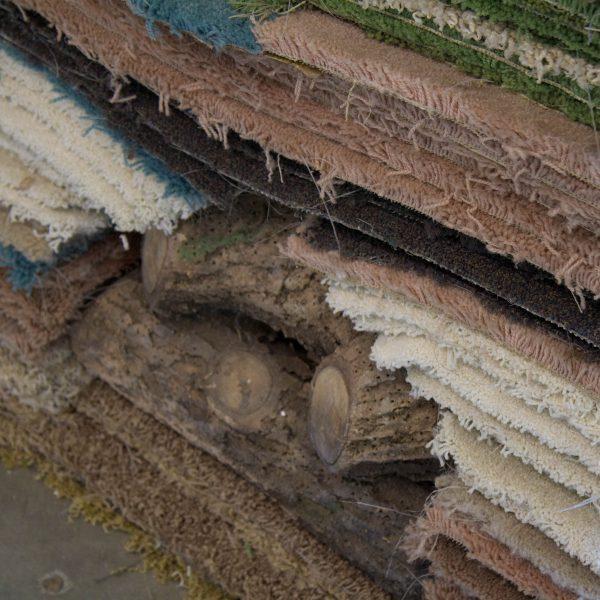 Carpet Sculpture