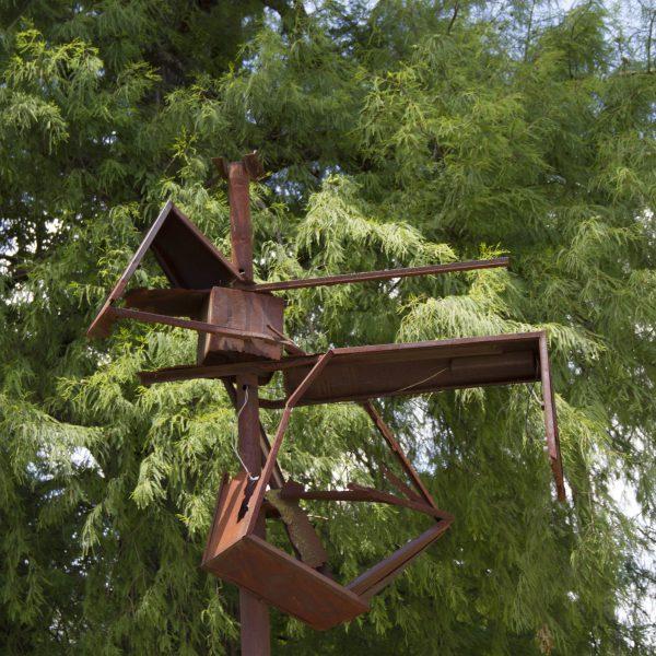 Vance Metal Sculpture