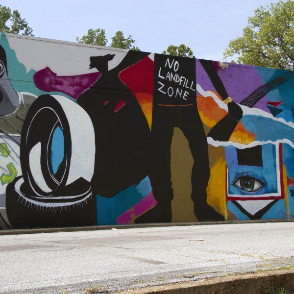 Art and Environment Frayser Mural